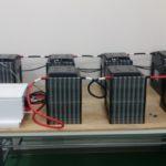 産業用リチウムイオンポリマー蓄電池 ハードパック 255255シリーズ