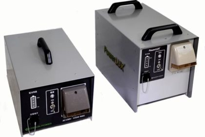 停電時も安心!可搬型蓄電池とは?