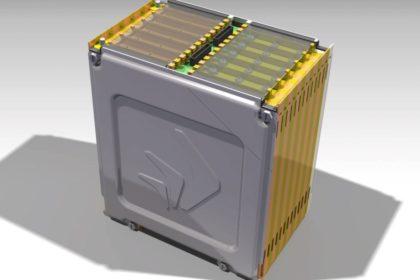 8G振動に対応したリチウムイオン電池パックの制作
