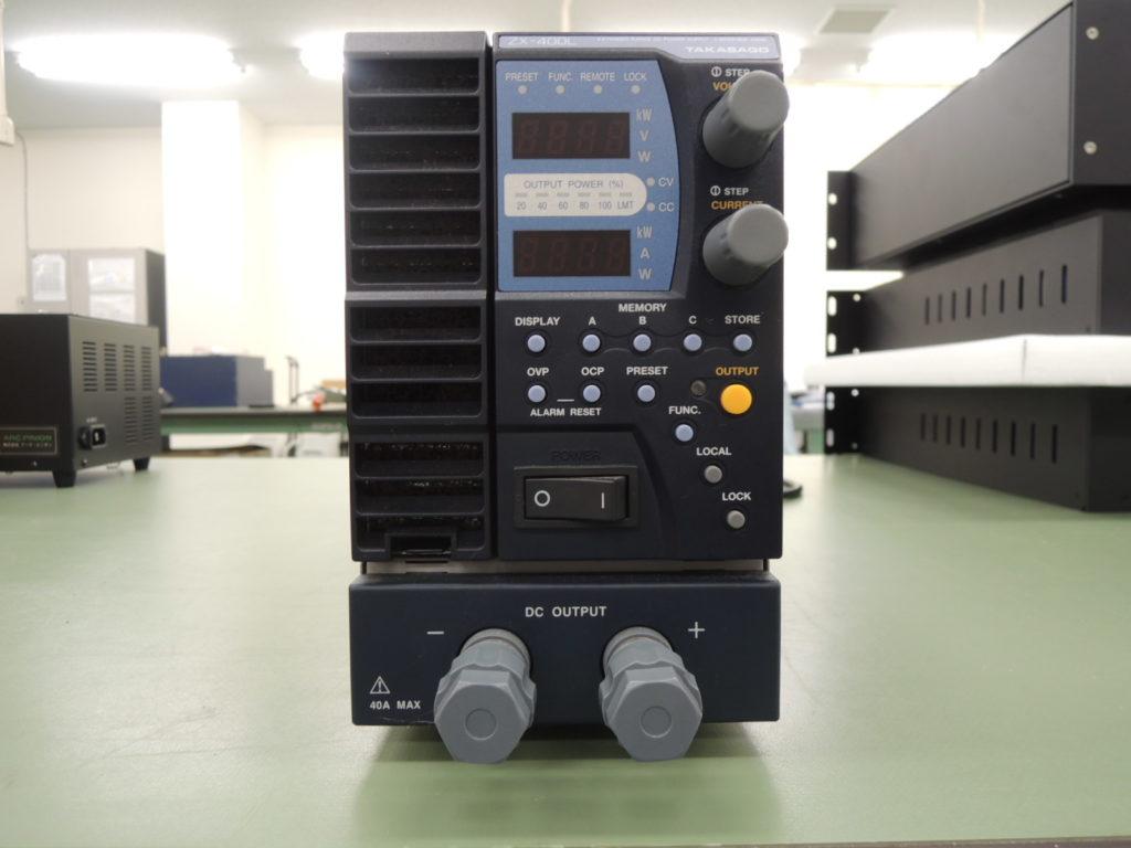 直流電源装置 ZX-400L