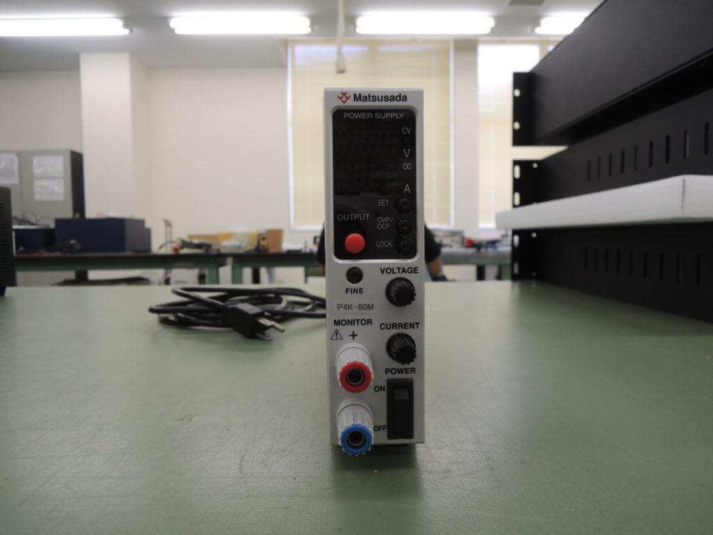直流電源装置 P4K-80M