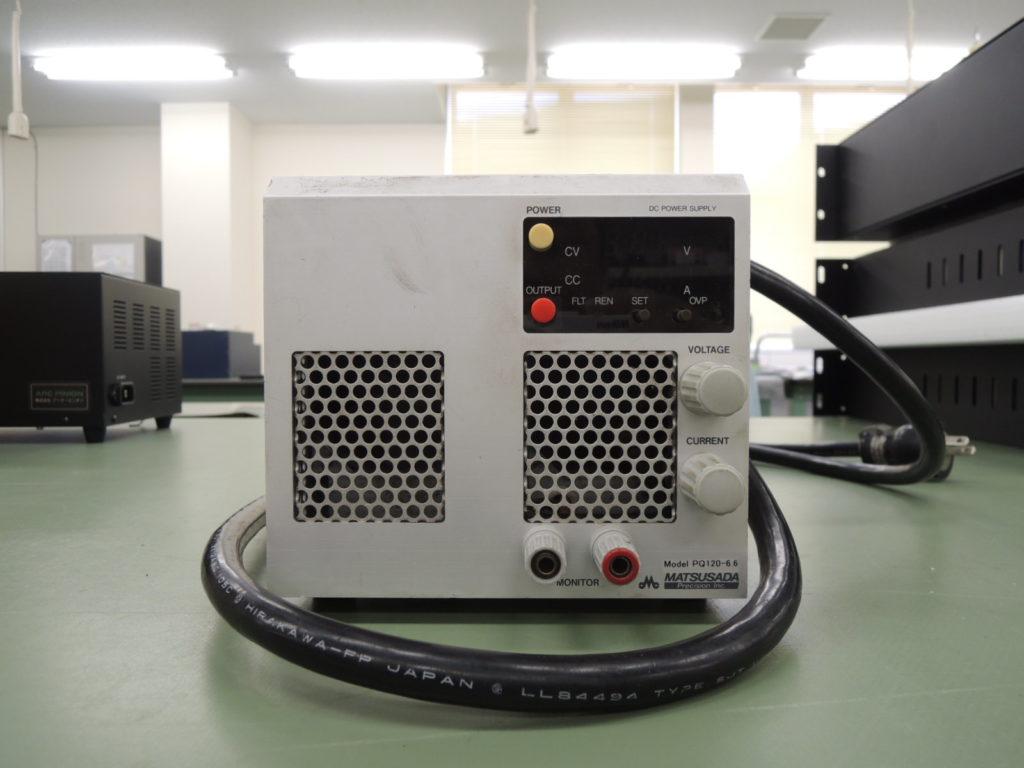 直流電源装置 PQ120-6.6