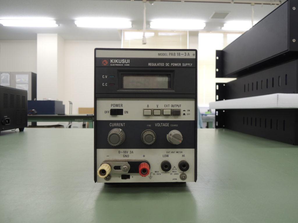 直流電源装置 PAB18-3A
