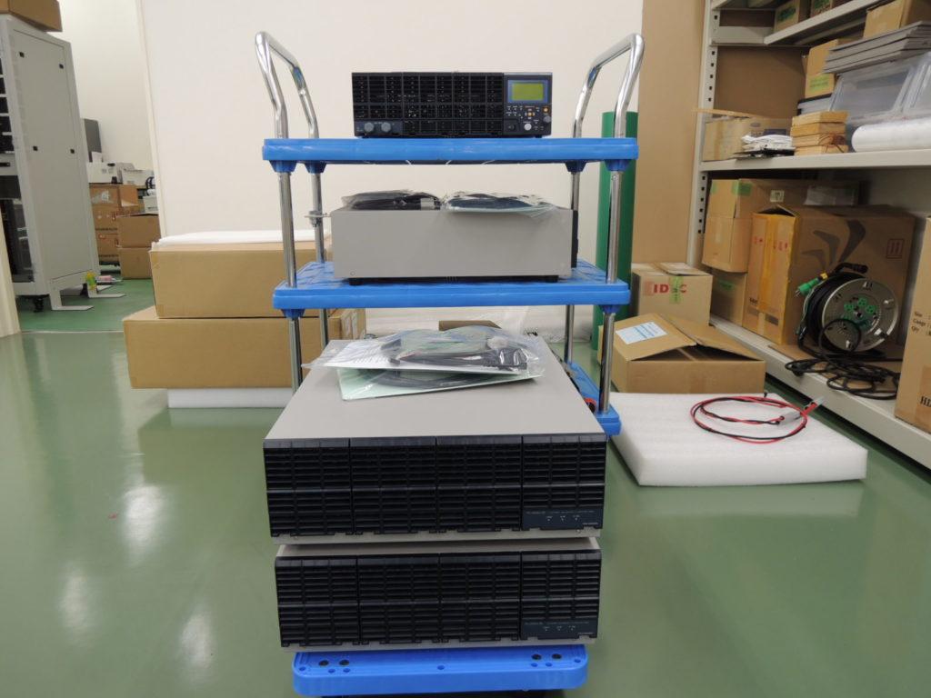 直流電子負荷装置 FK-1000L2