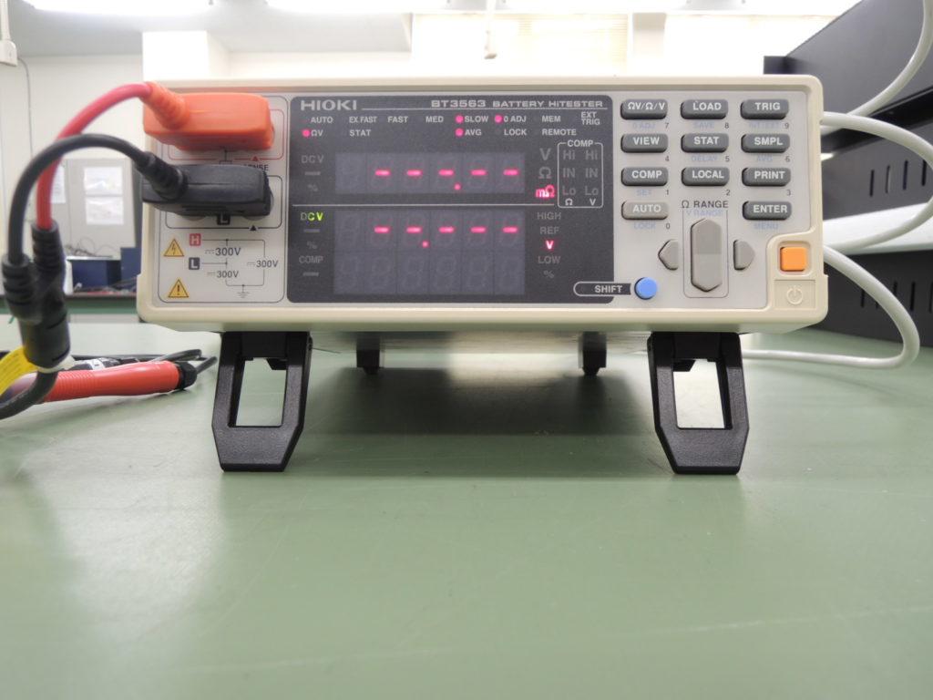 バッテリーハイテスタ BT3563