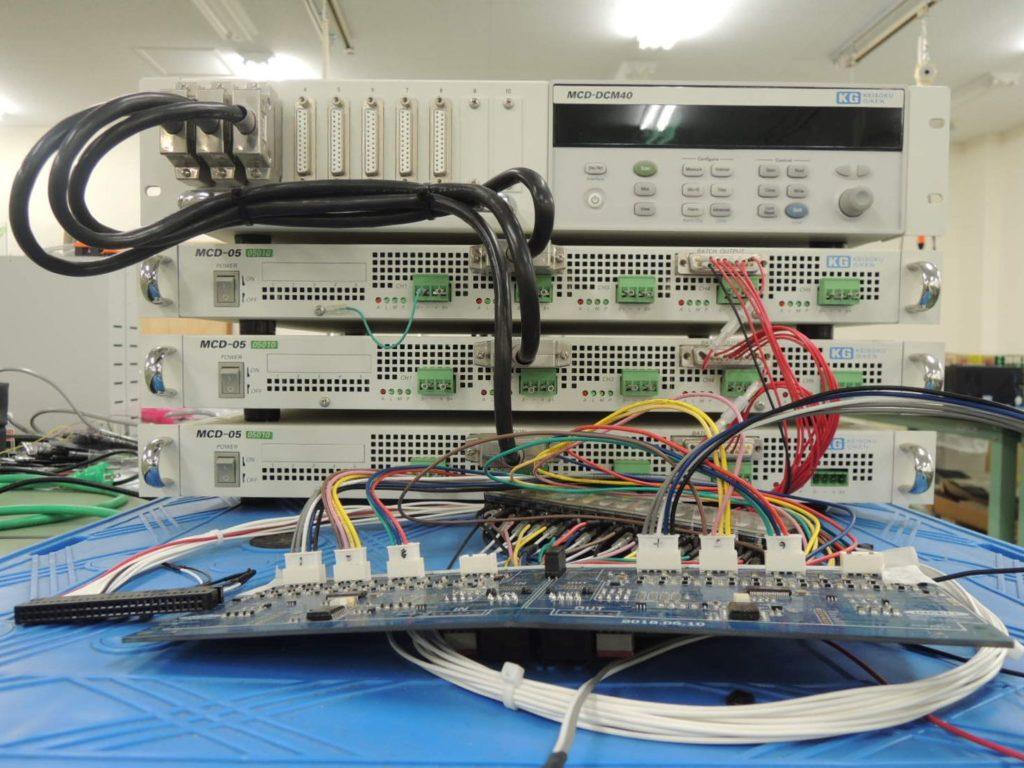 バッテリーエミュレータ MCD-05-05010