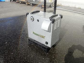 屋外使用可能な防水・防塵対応
