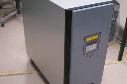 BCPの電源対策を鉛蓄電池から大容量リチウムイオン蓄電池に